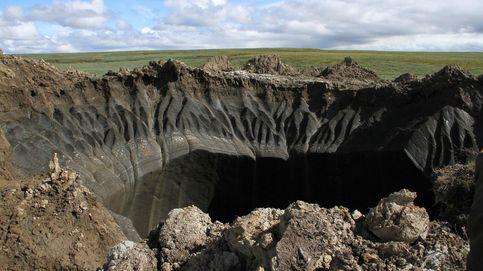 Aparecen cuatro cráteres nuevos en el norte de Rusia