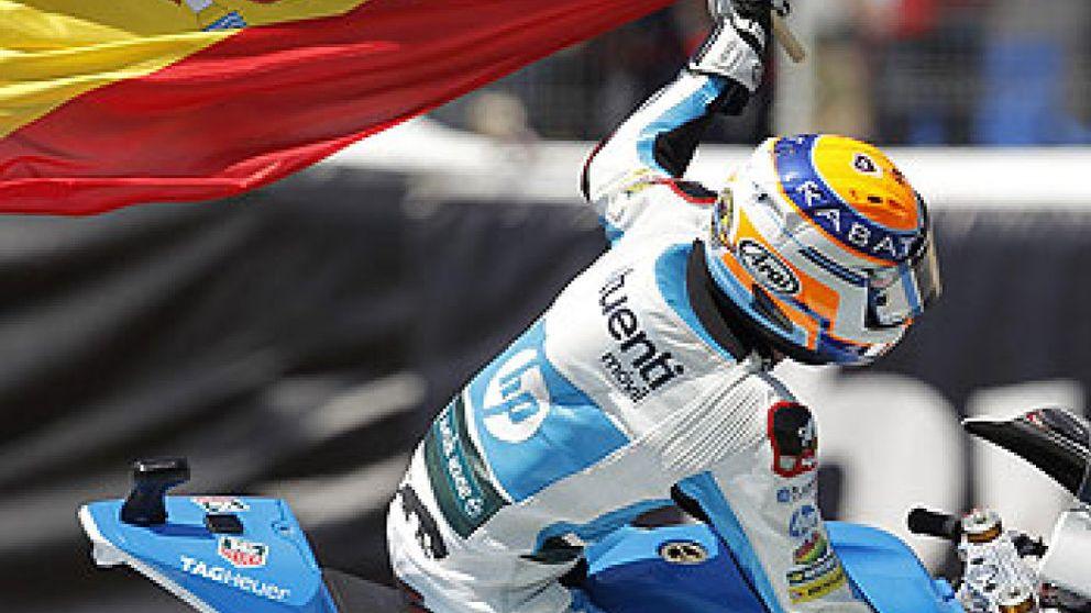 Telecinco se dispara con el GP de España de MotoGP