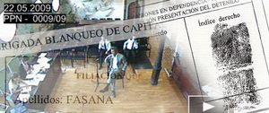 "Foto: Fasana, el contable suizo de Gürtel, a la Policía: ""¡Si le enseño esa carpeta hunden España!"""