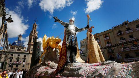 Villena celebra su tradicional fiesta de Moros y cristianos