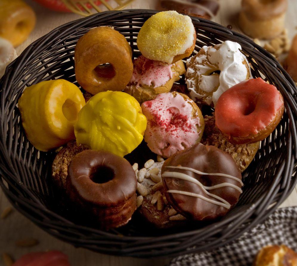 Foto: Los dulces madrileños de Nunos Pastelería