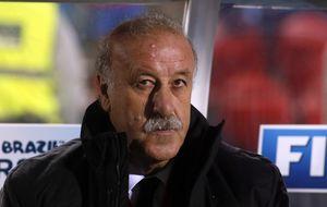 Del Bosque dice que la suplencia de Iker fue clave para que jugara Valdés