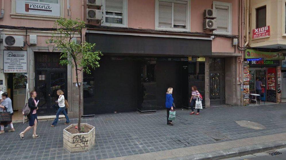 Foto: Discoteca 'Indiana', en Valencia, donde se produjo la presunta agresión sexual. (Google Maps)