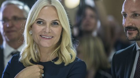Mette-Marit: No puedo recordar mi primera fase con Haakon sin tener ganas de vomitar