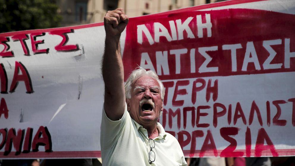 Cisma en Syriza, huelgas y disturbios: así fue la jornada más decisiva de Grecia