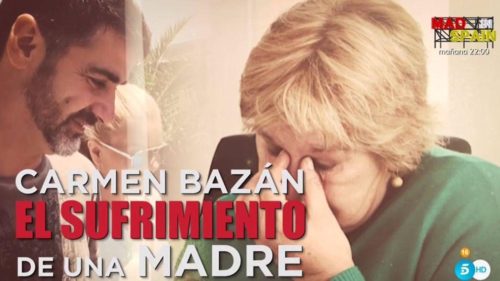 Carmen Bazán, preocupada por la delicada situación de Jesulín y Campanario