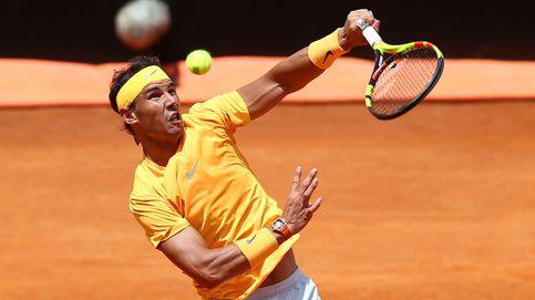 Rafa Nadal sufre contra Fognini pero se mete igualmente en semifinales
