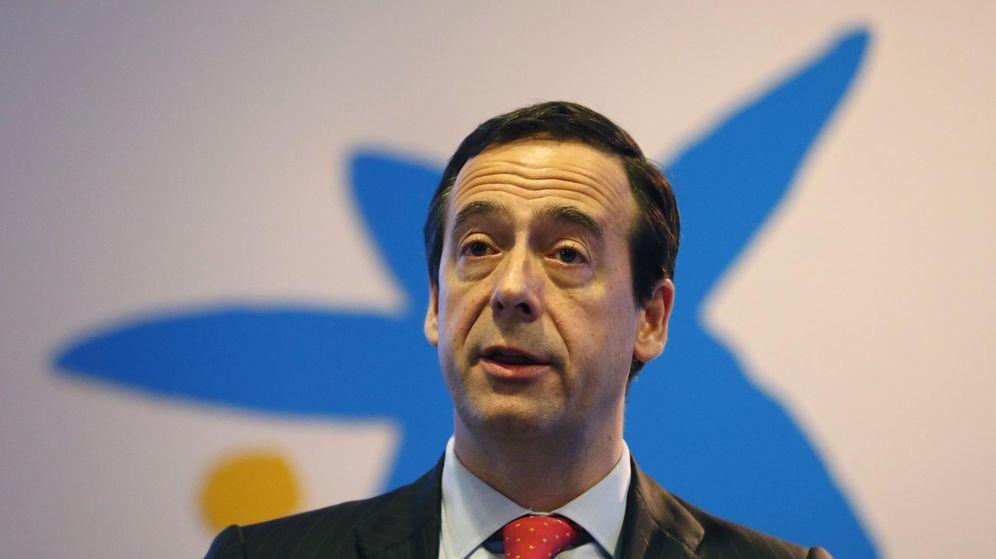 Foto: El consejero delegado de CaixaBank, Gonzalo Gortázar. (Reuters)