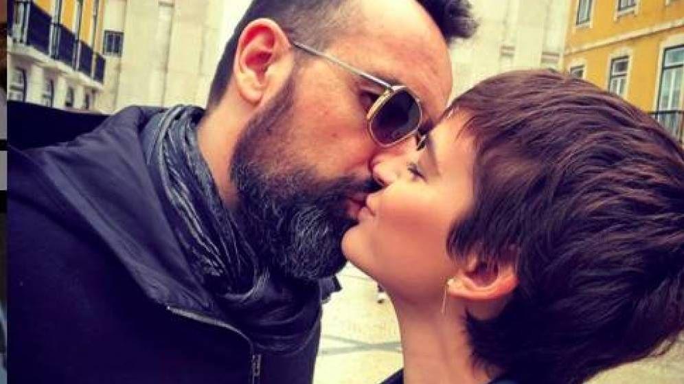 Foto:  Risto y Laura, en una imagen de sus redes sociales.