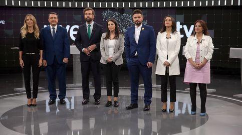 Directo | Cataluña y el bloqueo encienden el primer debate electoral del 10-N