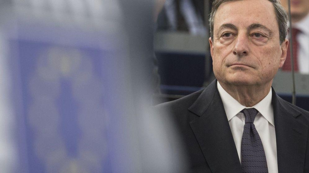 Foto: El presidente del BCE, Mario Draghi. / EFE