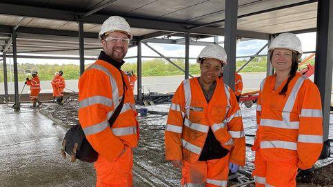El nuevo hormigón que ahorra un 20% del coste de construcción