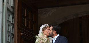 Post de Dámaso González y Miriam Lanza: boda torera con una importante ausencia