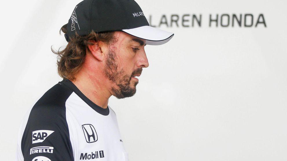 """Para el 'estudiante' Alonso no hay otra: """"Cabeza agachada y seguir trabajando"""""""