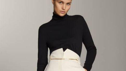 La nueva falda que triunfa en Massimo Dutti hará que no puedas esperar al Black Friday