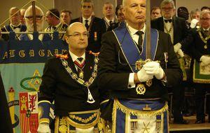 Los masones pierden su sede en Barcelona entre el riesgo de escisión