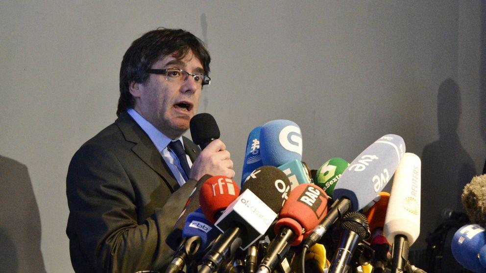 Puigdemont: Sànchez debería tener el derecho de presentarse a la investidura
