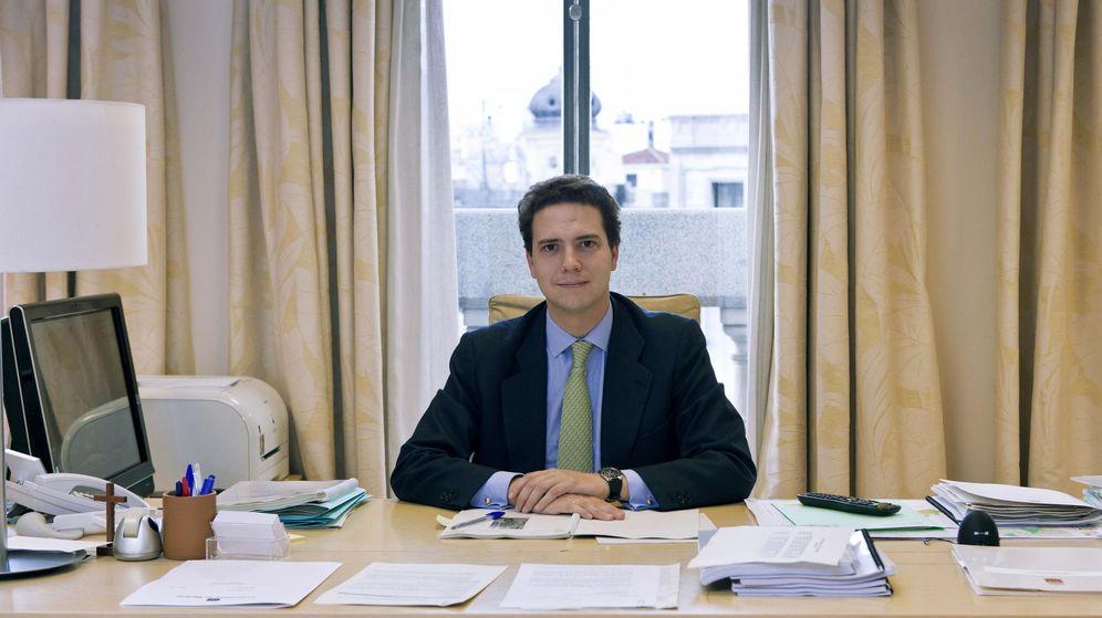 Foto: Borja Sarasola estará al frente de la presidencia del Comité Electoral del PP de Madid (EFE)