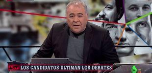 Post de Antonio García Ferreras responde a la amenaza de Vox: