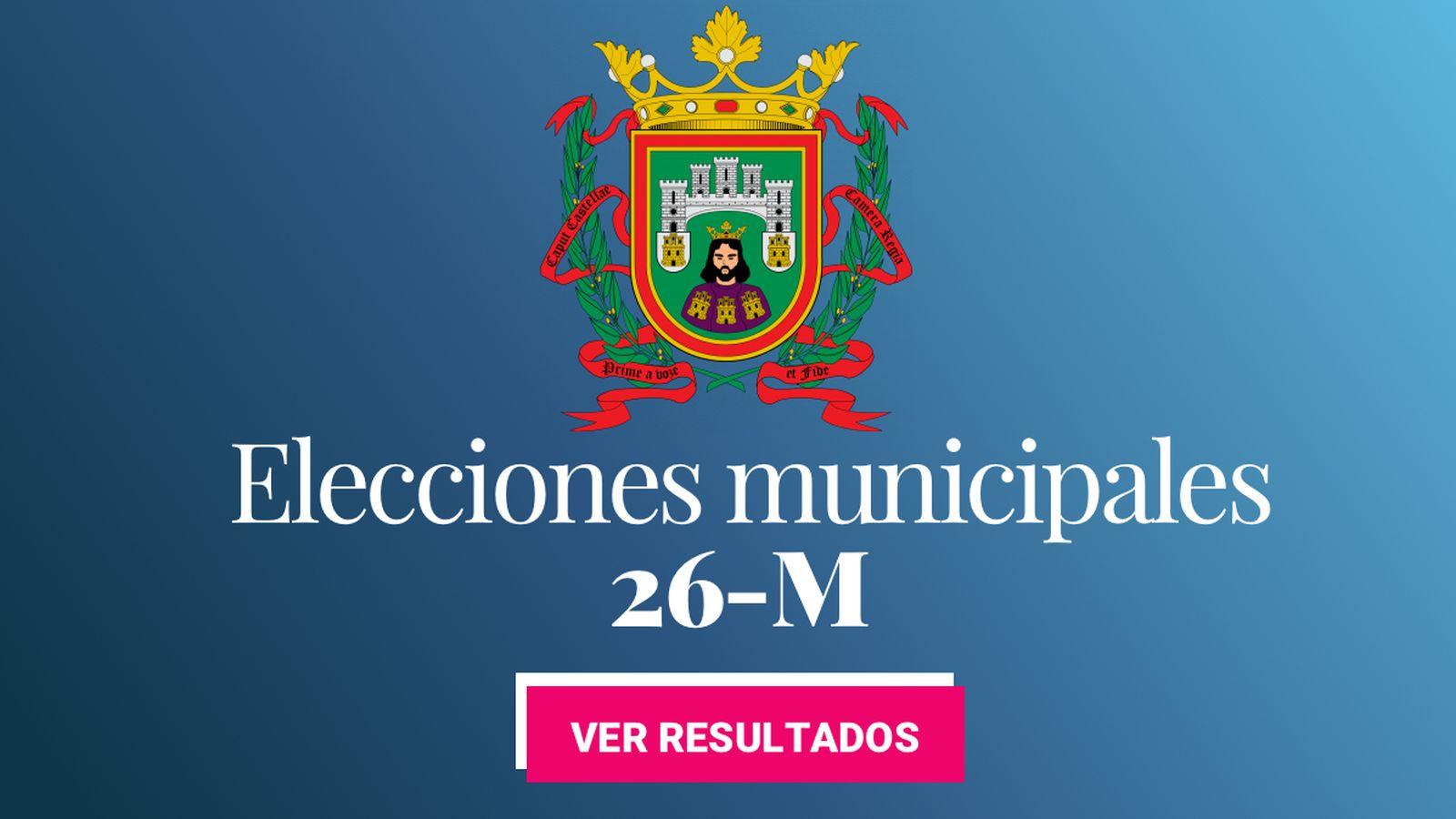 Foto: Elecciones municipales 2019 en Burgos. (C.C./EC)