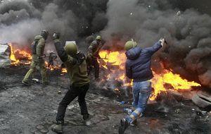 Ucrania, fuera de control