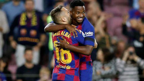 La noche que Ansu Fati devuelve la ilusión al barcelonismo y la ovación del Camp Nou