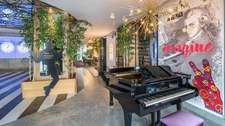 Si eres un amante de la música, sin duda Barceló Imagine es tu hotel. (Cortesía)