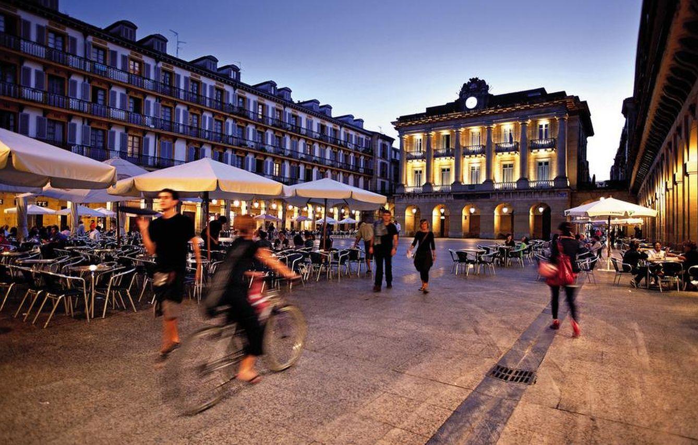 La plaza de la Constitución. ©Euskadi Turismo