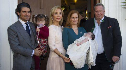 Olivia de Borbón bautiza a su segundo hijo: estas son las mejores imágenes