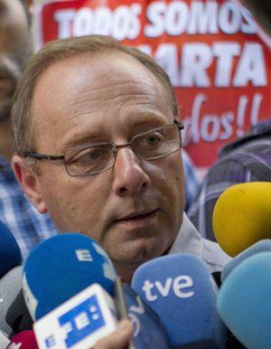"""El padre de Marta del Castillo tras el rastreo con georradar: """"Tengo esperanza de encontrarla"""""""