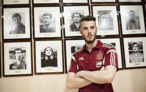 De Gea se ve preparado para acabar con el favoritismo de Iker Casillas