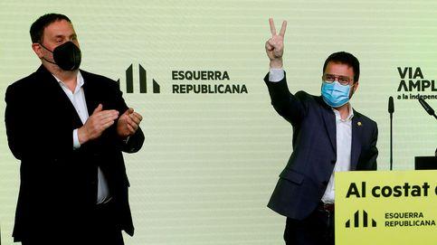 Junqueras ve imposible un Govern de ERC y PSC: Somos antagónicos