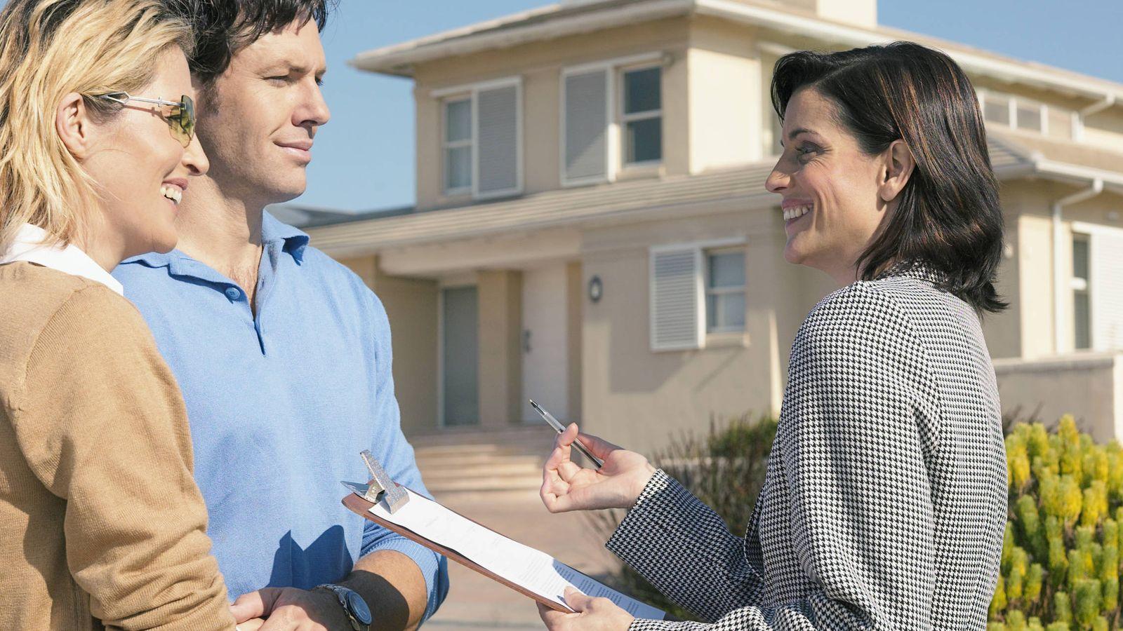 Foto: Los agentes inmobiliarios: ¿son buenos profesionales? (Corbis)