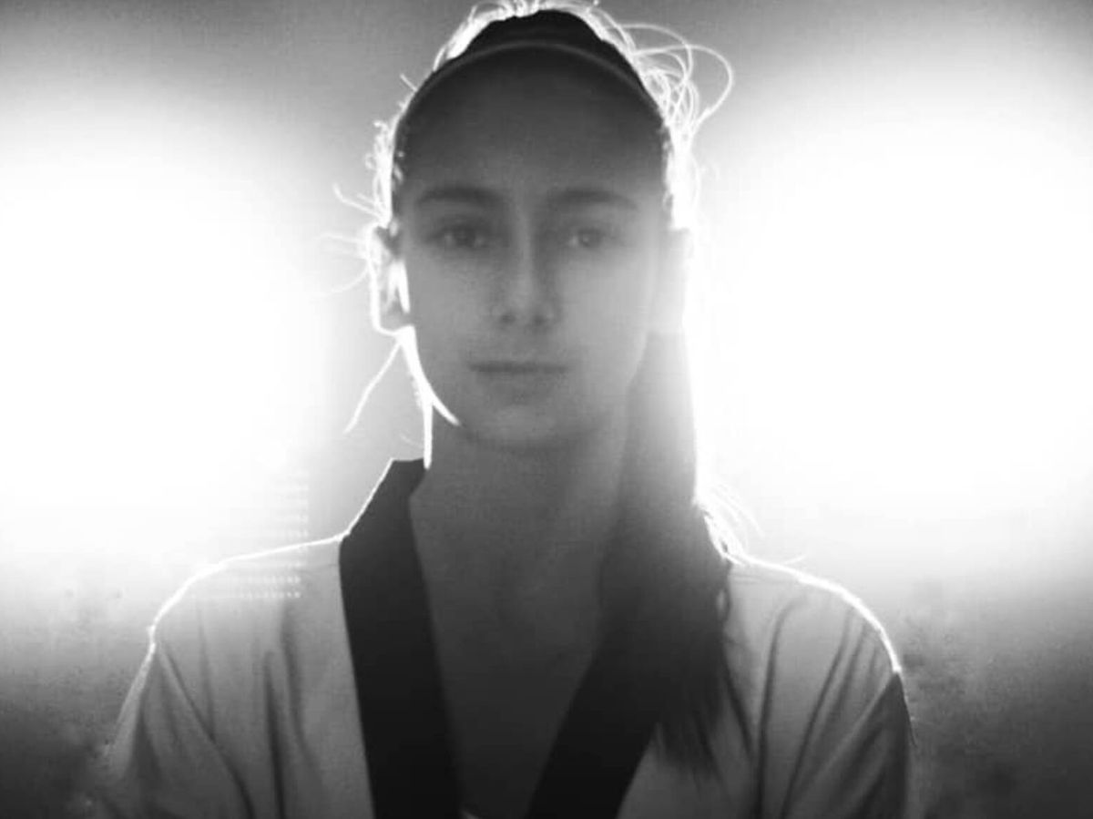 Foto: Adriana Cerezo, en una imagen de su equipo, viaja a Tokio en sus primeras Olimpiadas. (Instagram @hankuktkd)