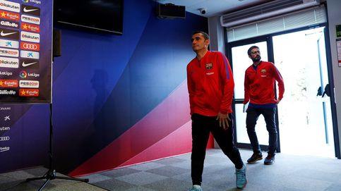 Ante las dudas, siempre se puede contar con Ernesto Valverde