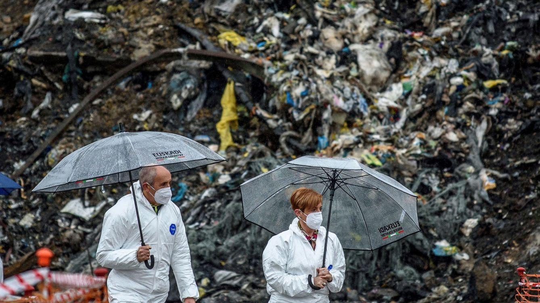 El Gobierno Vasco concluye la búsqueda en el vertedero de Zaldibar sin hallar el segundo cuerpo