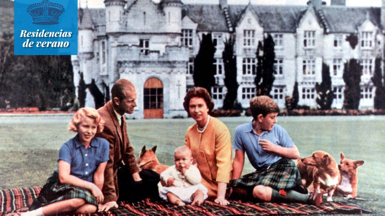 La reina Isabel ya está en Balmoral: los secretos de su refugio favorito
