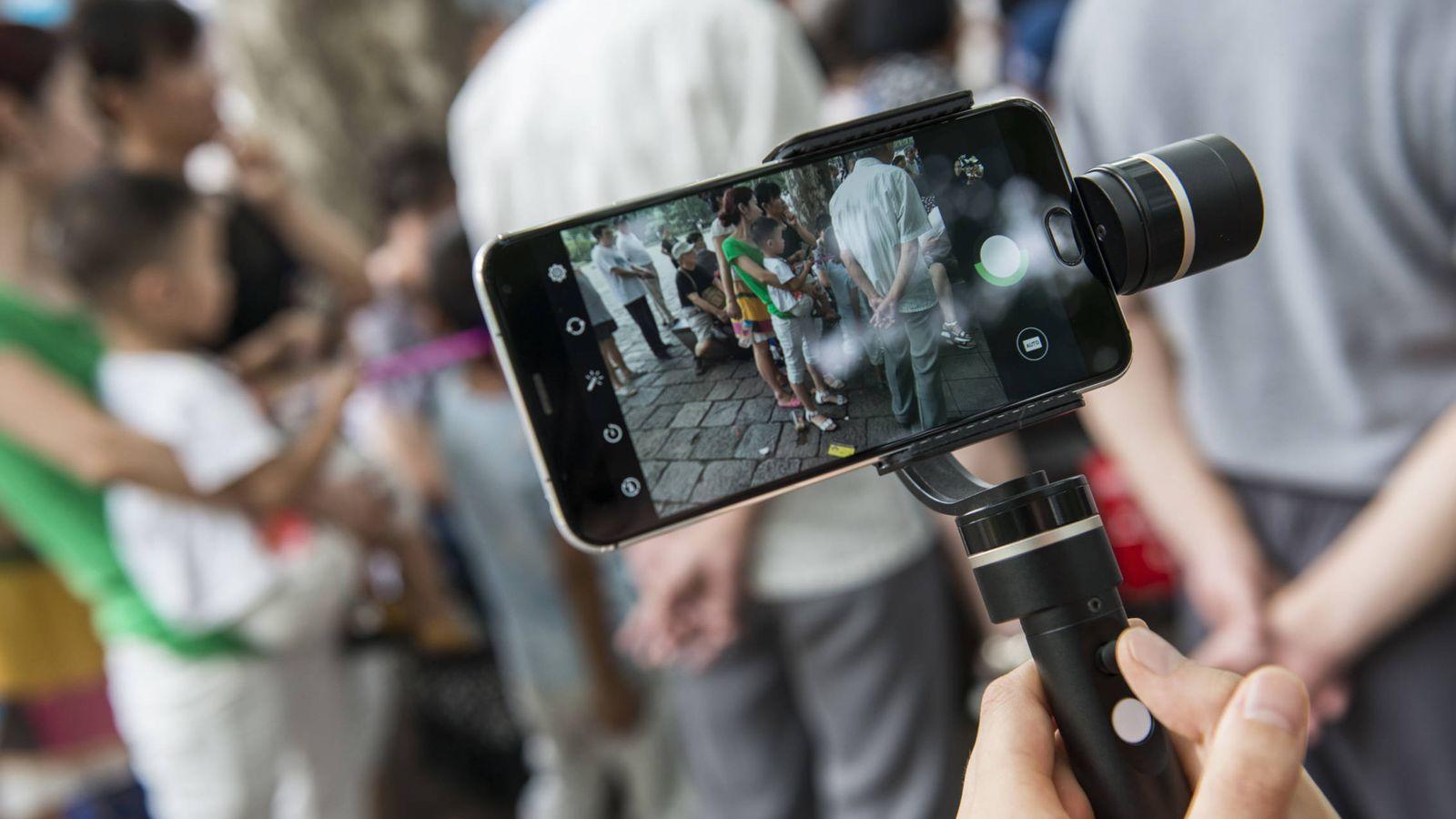 Vídeo: Probamos el Feiyu G4Pro, un estabilizador para