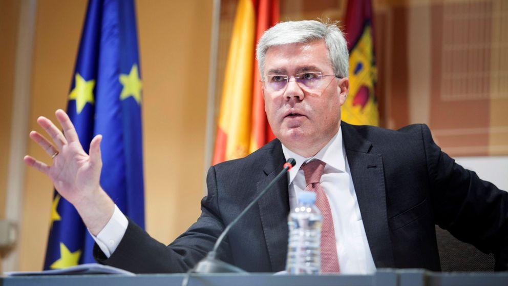 Fernández de Moya defiende en el Senado su inocencia