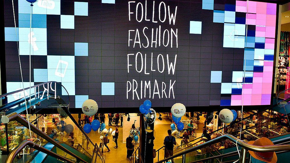 Foto: MMS only: Primark Store Event