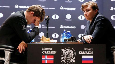 Por qué voy con Kariakin, el ajedrecista 'cholista'