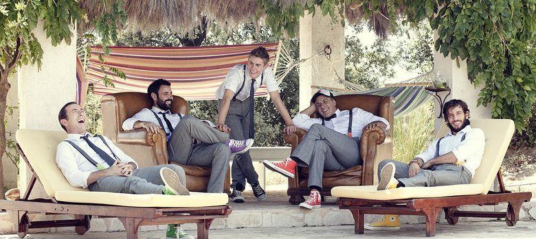Foto: Escena de 'La gran familia española'