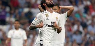 Post de La decepción de Solari con Isco para ser suplente en su Real Madrid