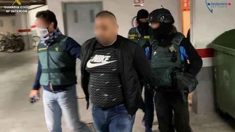 Cae en España el líder de una de las mayores organizaciones criminales de Francia