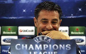 Michel y 'su' Olympiacos se citan con la historia en la Champions