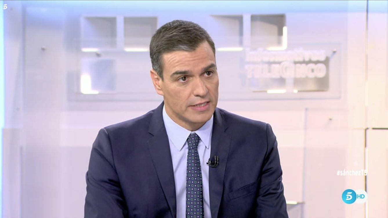 Foto: Pedro Sánchez.