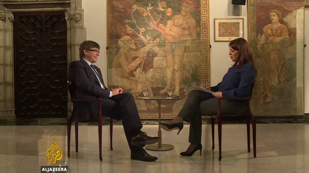 Puigdemont ya tiene las preguntas del referéndum: España no quiere negociar