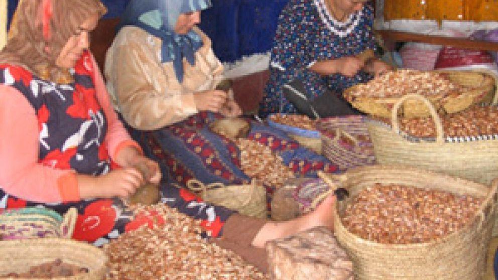 El oro marroquí es el aceite de Argán