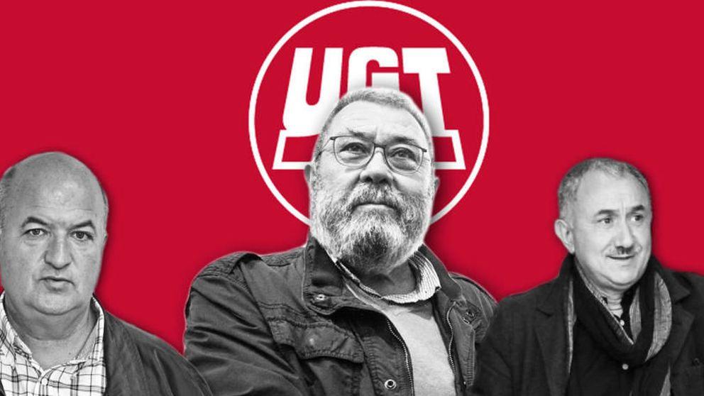 El Congreso de UGT y la hoja de parra del emperador del Paralelo