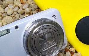 Lumia 1020 o S4 Zoom, ¿cuál es el 'smartphone' con mejor cámara?